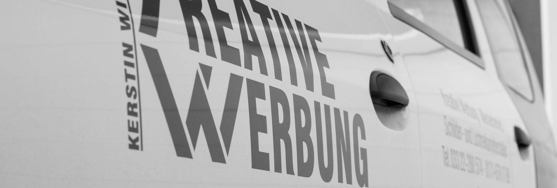 Fahrzeugbeschriftung - Kfz Folierung aus Falkensee