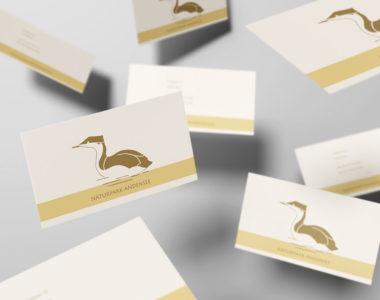 Visitenkarten von Kreative Werbung aus Falkensee