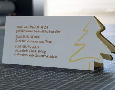 Weihnachtskarten Grusskarten von Kreative Werbung Falkensee